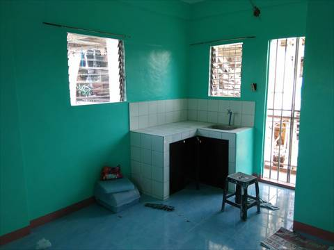 Apartment Bed and Rooms for Rent in Quezon City