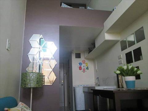Condominium Bed and Rooms for Rent in Santa Mesa Manila